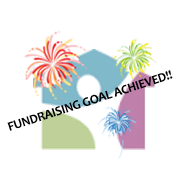 Fundraising Goal Achieved